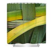 Nature Weaving Shower Curtain