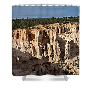 Natures Caves Shower Curtain