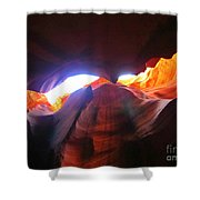 Natures Flare For Art Shower Curtain