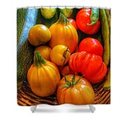 Natures Gift Shower Curtain