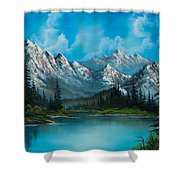 Nature's Grandeur Shower Curtain by C Steele