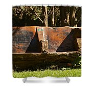 Natures Lounge Shower Curtain