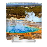 Nature's Perfection Shower Curtain