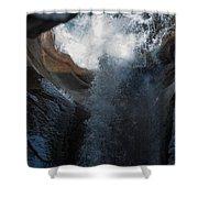 Natures Super Slide Shower Curtain
