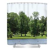 Nature's Wonders Shower Curtain