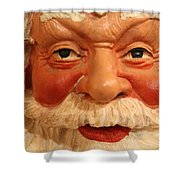 Naughty Or Nice Shower Curtain