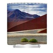 Naukluft Mountains  Shower Curtain