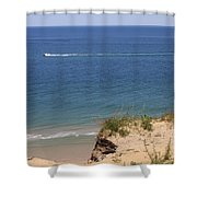 Nauset Light Beach - Cape Cod Shower Curtain