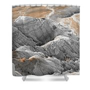 Navaho Badlands Shower Curtain