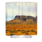 Navajo Nation Monument Valley Shower Curtain