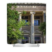 Navarro County Courthouse Shower Curtain