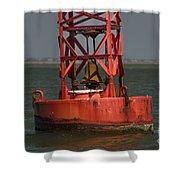 Navigational Bell Shower Curtain