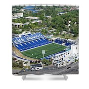 Navy Marine Corps Memorial Stadium Shower Curtain