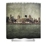 Navy Pier Shower Curtain