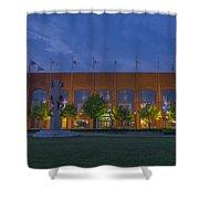 Ncaa Hall Of Champions Dusk Shower Curtain