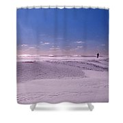 Nearer My God To Thee Shower Curtain