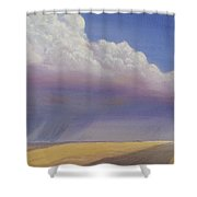 Nebraska Vista Shower Curtain