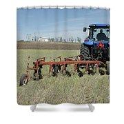 Nebraska Wheat Field Shower Curtain