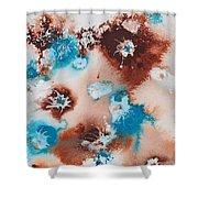 Nebula 3 Shower Curtain