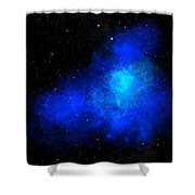 Nebula IIi Shower Curtain