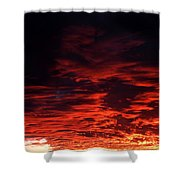 Nebular Sonata Shower Curtain