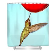 Nectar Good To The Last Drop Shower Curtain