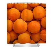 Nectarines Shower Curtain