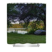Need To Float 20140718 Shower Curtain