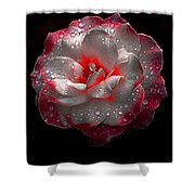 Neon Touch Shower Curtain