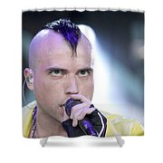Neon Trees Shower Curtain