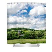 Nestled Shower Curtain