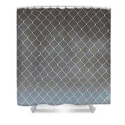 Net Shower Curtain