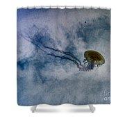 Nettlesphere Shower Curtain
