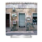 Neukirchen Markt Shower Curtain