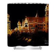 Neuschwanstein Castle_4 Shower Curtain