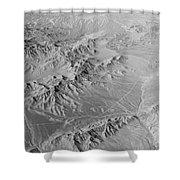 Nevada Skyview Shower Curtain