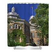 Nevada State Capital  Shower Curtain