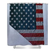 Nevada Topographic Map Shower Curtain
