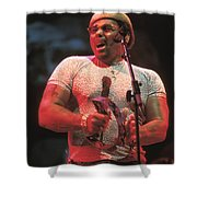 Neville Brothers Shower Curtain