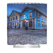New Bedford - Historic District Shower Curtain