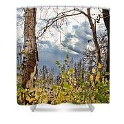 New Generation - Casper Mountain - Casper Wyoming Shower Curtain