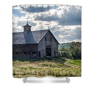 New Gloucester 7p00331 Shower Curtain by Guy Whiteley