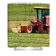 New Holland 15544 Shower Curtain