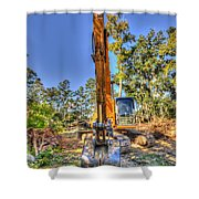 New Home Site Shower Curtain