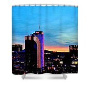 New Las Vegas Day Shower Curtain