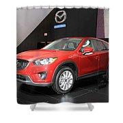 New Mazda Model Shower Curtain
