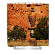 New Mexico Art Shower Curtain
