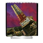 New Mission Theater San Francisco Shower Curtain