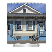 New Orleans 35 Shower Curtain
