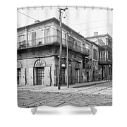 New Orleans: Bar, C1905 Shower Curtain